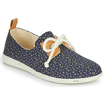 鞋子 女士 球鞋基本款 Armistice STONE ONE W 海蓝色 / 芥末黄