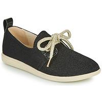 鞋子 女孩 球鞋基本款 Armistice STONE ONE K 黑色