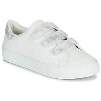 鞋子 女士 球鞋基本款 No Name ARCADE STRAPS 白色 / 银色