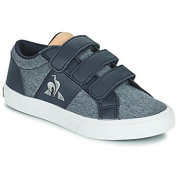 鞋子 男士 球鞋基本款 Le Coq Sportif 乐卡克 VERDON CLASSIC PS 蓝色