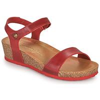鞋子 女士 凉鞋 Panama Jack 巴拿马 杰克 CAPRI 红色