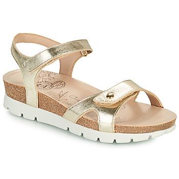 鞋子 女士 凉鞋 Panama Jack 巴拿马 杰克 SULIA SHINE 金色
