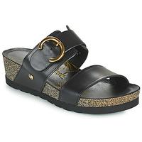 鞋子 女士 休闲凉拖/沙滩鞋 Panama Jack 巴拿马 杰克 CATRINA 黑色