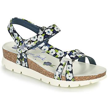 鞋子 女士 凉鞋 Panama Jack 巴拿马 杰克 SALLY GARDEN 蓝色
