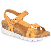 鞋子 女士 凉鞋 Panama Jack 巴拿马 杰克 SALLY BASICS 黄色