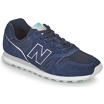 鞋子 女士 球鞋基本款 New Balance新百伦 373 蓝色