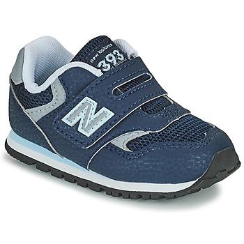 鞋子 男孩 球鞋基本款 New Balance新百伦 393 蓝色