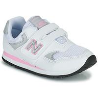 鞋子 女孩 球鞋基本款 New Balance新百伦 393 白色 / 玫瑰色
