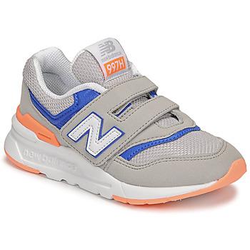 鞋子 男孩 球鞋基本款 New Balance新百伦 997 灰色 / 蓝色