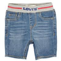 衣服 男孩 短裤&百慕大短裤 Levi's 李维斯 6EB819-M0P 蓝色