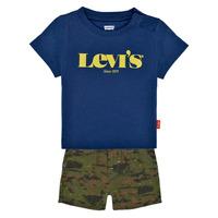 衣服 男孩 女士套装 Levi's 李维斯 6EC678-U29 多彩