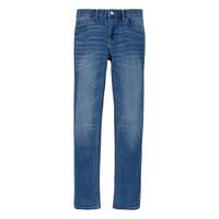 衣服 男孩 牛仔铅笔裤 Levi's 李维斯 510 ECO PERFORMANCE 蓝色