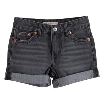 衣服 女孩 短裤&百慕大短裤 Levi's 李维斯 3E4536-D0K 灰色
