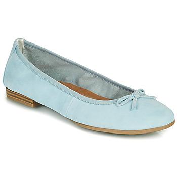 鞋子 女士 平底鞋 Tamaris ALENA 蓝色