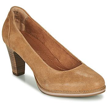 鞋子 女士 高跟鞋 Tamaris FEELINA 棕色
