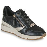 鞋子 女士 球鞋基本款 Tamaris REA 黑色 / 金色