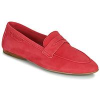 鞋子 女士 皮便鞋 Tamaris LIMONA 珊瑚色