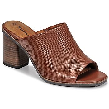 鞋子 女士 休闲凉拖/沙滩鞋 Tamaris NOAMY 棕色
