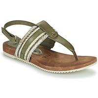 鞋子 女士 凉鞋 Tamaris LOCUST 浅黄绿色