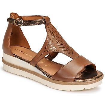 鞋子 女士 凉鞋 Tamaris EDA 棕色