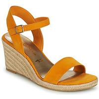 鞋子 女士 凉鞋 Tamaris LIVIAN 黄色