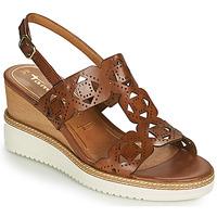 鞋子 女士 凉鞋 Tamaris ALIS 棕色