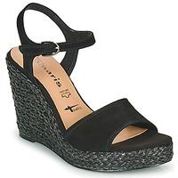 鞋子 女士 凉鞋 Tamaris CYNARA 黑色