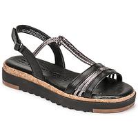 鞋子 女士 凉鞋 Tamaris BENNA 黑色