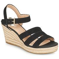 鞋子 女士 凉鞋 Geox 健乐士 D SOLEIL C 黑色
