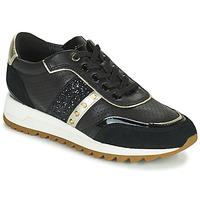 鞋子 女士 球鞋基本款 Geox 健乐士 D TABELYA B 黑色