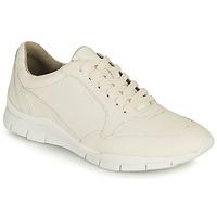 鞋子 女士 球鞋基本款 Geox 健乐士 D SUKIE A 白色