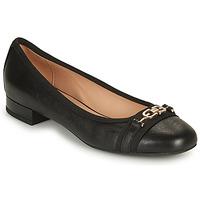 鞋子 女士 平底鞋 Geox 健乐士 D WISTREY D 黑色