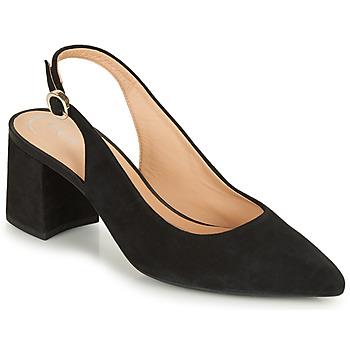鞋子 女士 高跟鞋 Geox 健乐士 D BIGLIANA A 黑色