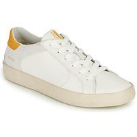 鞋子 男士 球鞋基本款 Geox 健乐士 U WARLEY A 白色