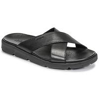 鞋子 男士 凉鞋 Geox 健乐士 U XAND 2S C 黑色