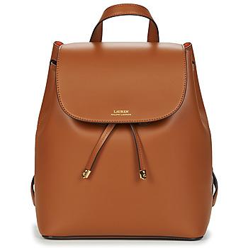 包 女士 双肩包 Lauren Ralph Lauren DRYDEN BACKPACK 棕色