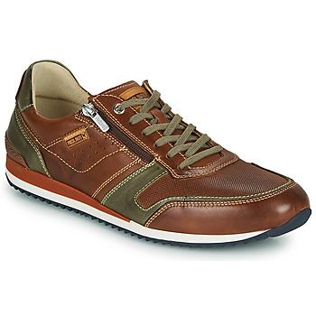 鞋子 男士 球鞋基本款 Pikolinos 派高雁 LIVERPOOL M2A 棕色