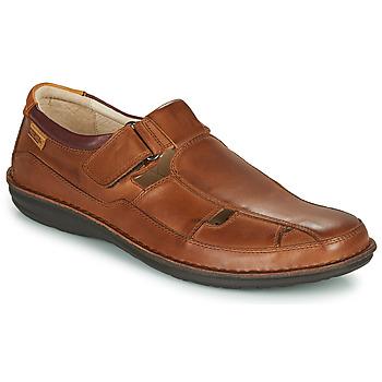 鞋子 男士 凉鞋 Pikolinos 派高雁 SANTIAGO M8M 棕色