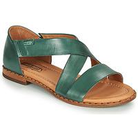 鞋子 女士 凉鞋 Pikolinos 派高雁 ALGAR W0X 蓝色
