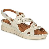 鞋子 女士 凉鞋 Pikolinos 派高雁 ALTEA W7N 白色