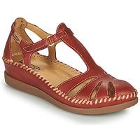 鞋子 女士 凉鞋 Pikolinos 派高雁 CADAQUES W8K 红色