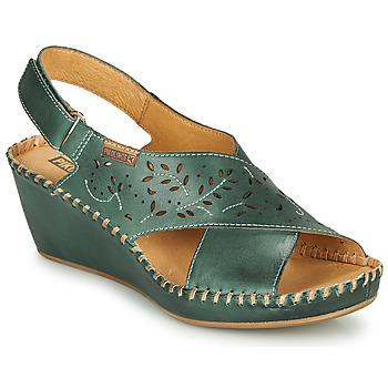 鞋子 女士 凉鞋 Pikolinos 派高雁 MARGARITA 943 蓝色