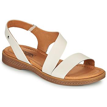 鞋子 女士 凉鞋 Pikolinos 派高雁 MORAIRA W4E 白色
