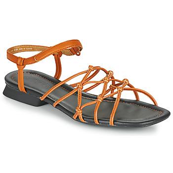 鞋子 女士 凉鞋 Camper 看步 CASI MYRA SANDAL 棕色