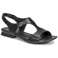 鞋子 女士 凉鞋 Camper 看步 CASI MYRA 黑色