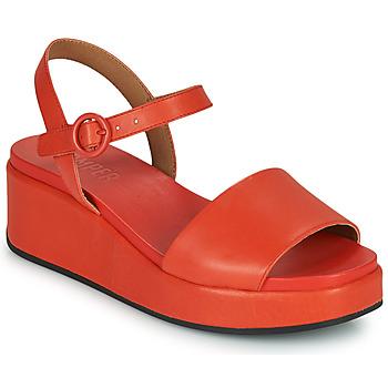 鞋子 女士 凉鞋 Camper 看步 MISIA 红色