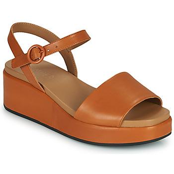 鞋子 女士 凉鞋 Camper 看步 MISIA 棕色