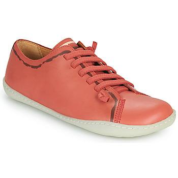 鞋子 女士 球鞋基本款 Camper 看步 PEU CAMI 红色