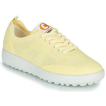 鞋子 女士 球鞋基本款 Camper 看步 PELOTAS XLF 黄色
