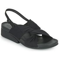 鞋子 女士 凉鞋 Camper 看步 MINI KAAH 黑色